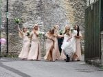 A Bride-To-Be Who Broke Her Leg On Her Hen Do Almost Had To Have The Limb Amputated – But Was Saved By Her Quick-Thinking Bridesmaid