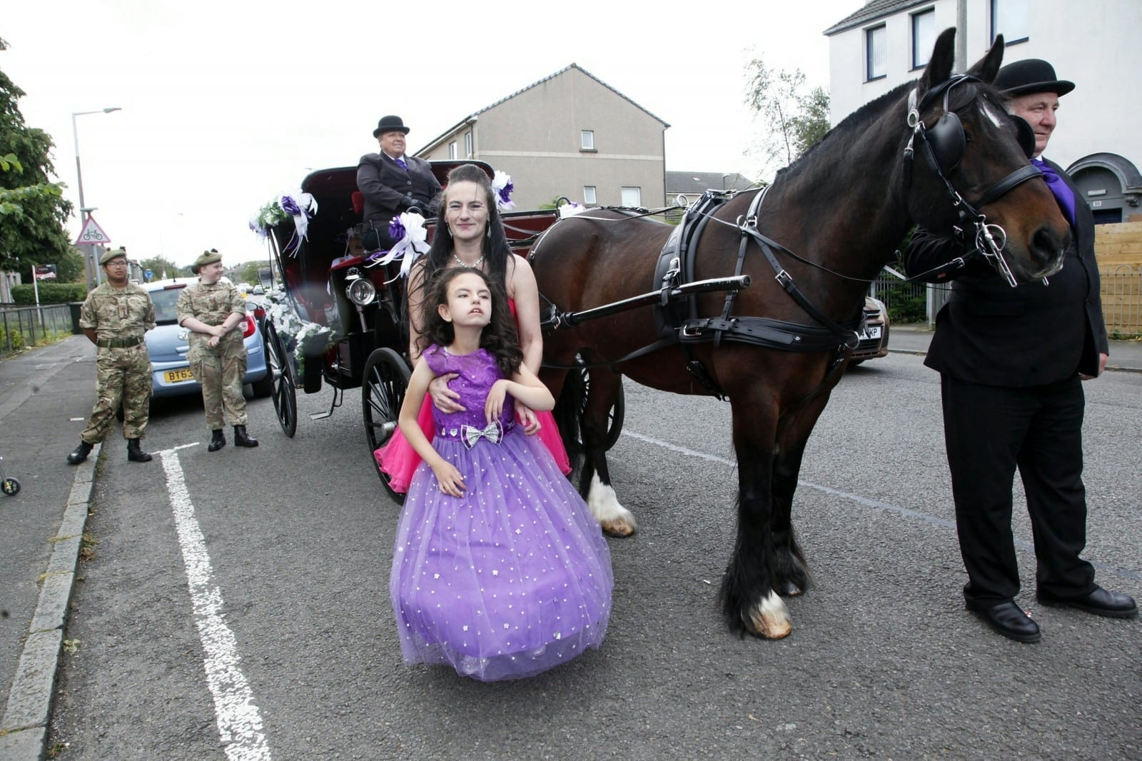 Disabled Schoolgirl Who Faced Leaving School With No Prom Had Special One Organised For Her