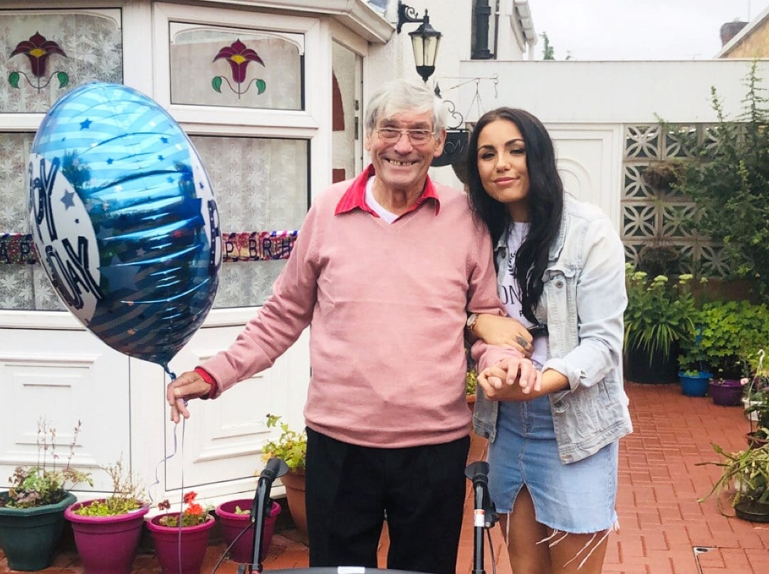Pensioner Makes Miraculous Recovery After Being Treated By His Own Granddaughter On The Ward Where She Works