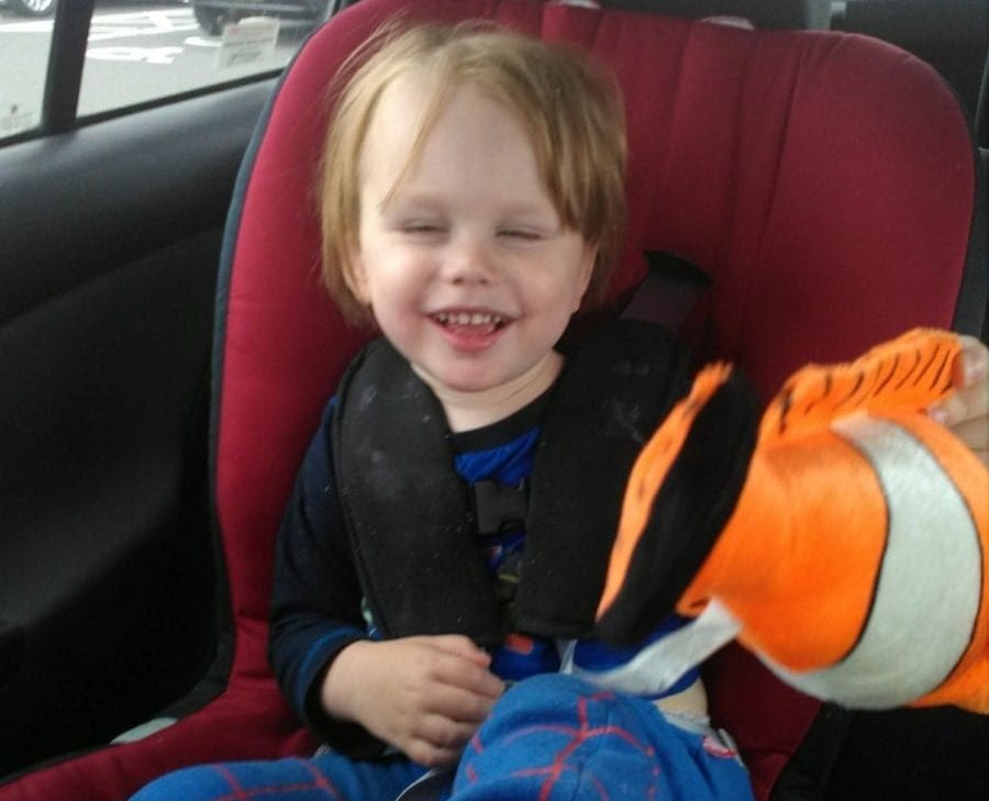 A Three-Year-Old Boy Died From An Incurable Cancer - After It Was Misdiagnosed As A 'Sprained Ankle'