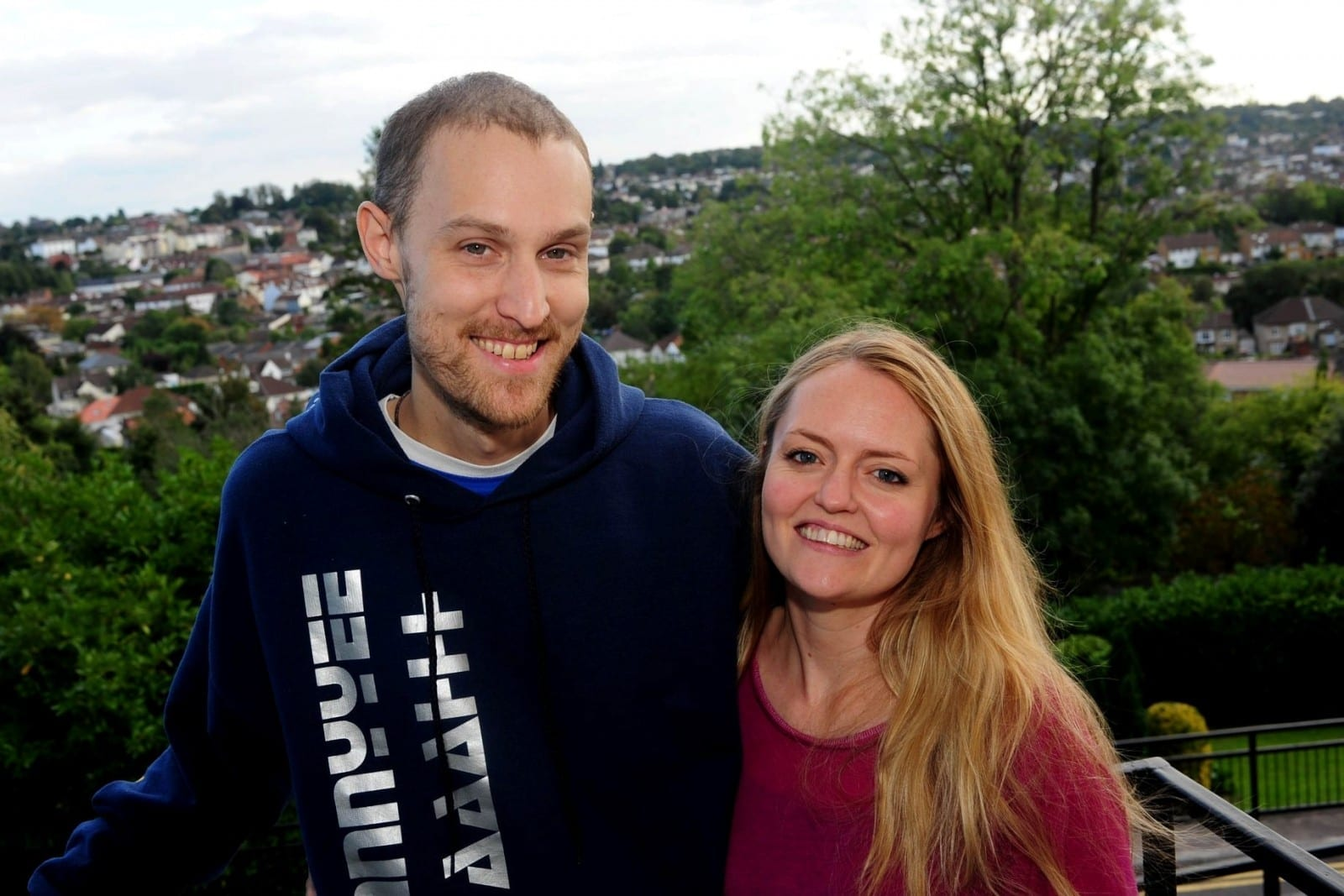 Man Whose Life Was Saved After His Wife Launched One Of The Biggest Ever Crowd Funds Has Announced They Are Having A Baby