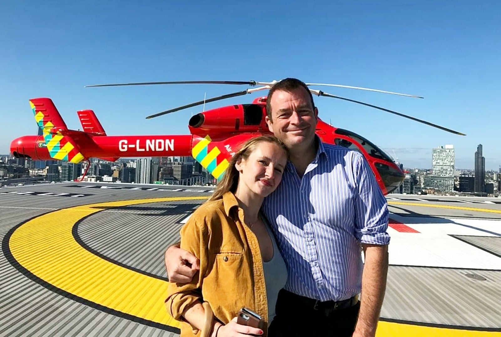 Amputee Swims Channel With Paramedic Who Saved Her Life