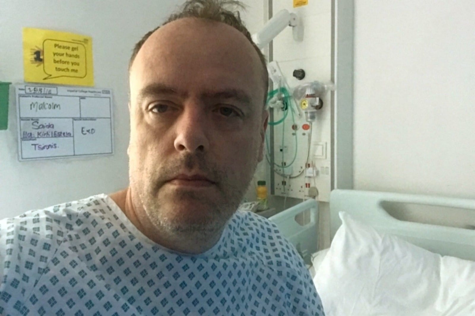 Lifesaving Ambulance Worker Has Been Left Jobless And Depressed After Developing A Hernia - From Lifting Too Many Overweight Patients