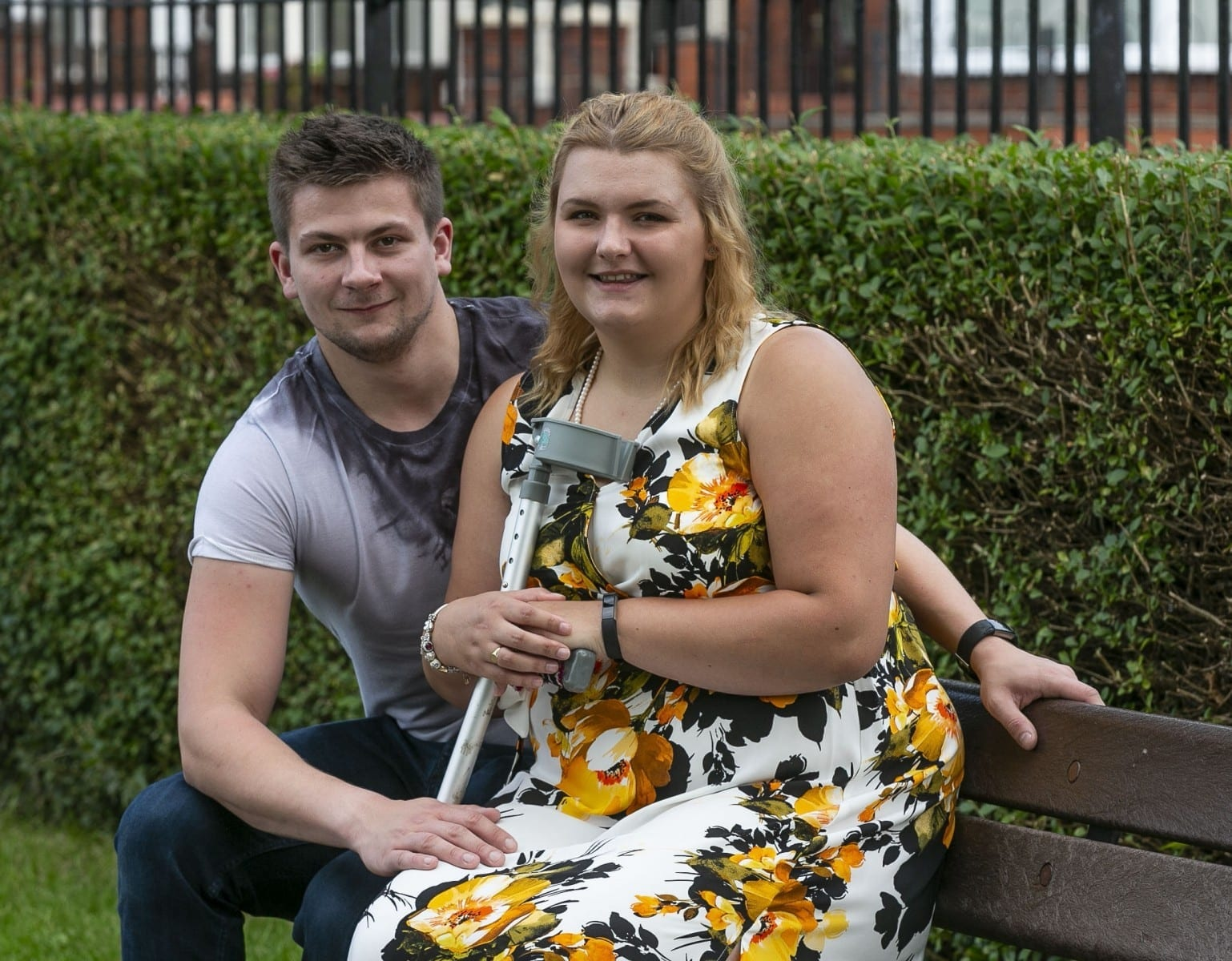 Aspiring Teacher Has Had To Put Her Dreams On Hold After Getting A Rare Illness - Which Causes Her To Faint Up To 30 Times A Day