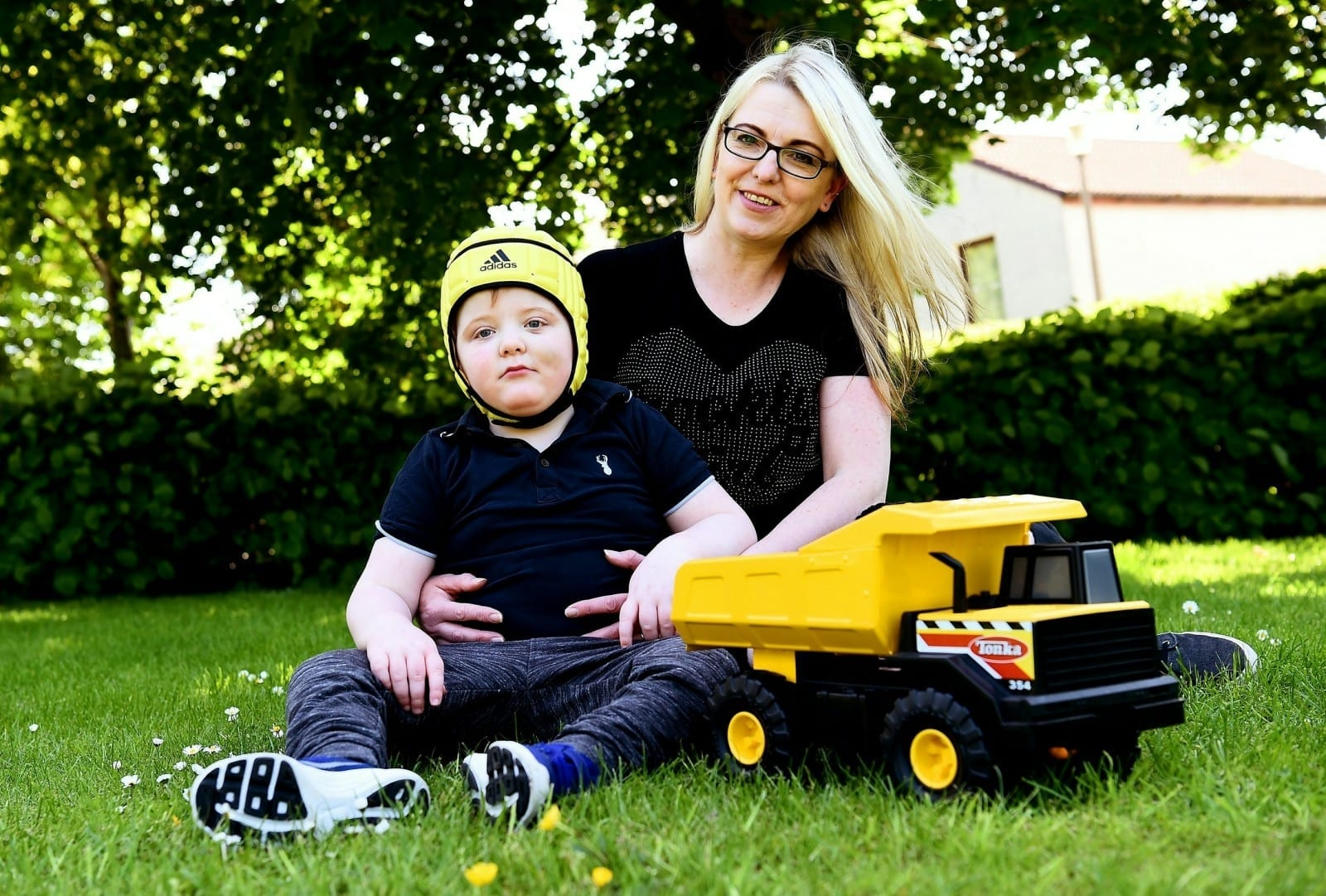 The Mum Of A Little Boy With Epilepsy Is Set To Bill Politicians More Than £230,000 For Medicinal Cannabis Costs
