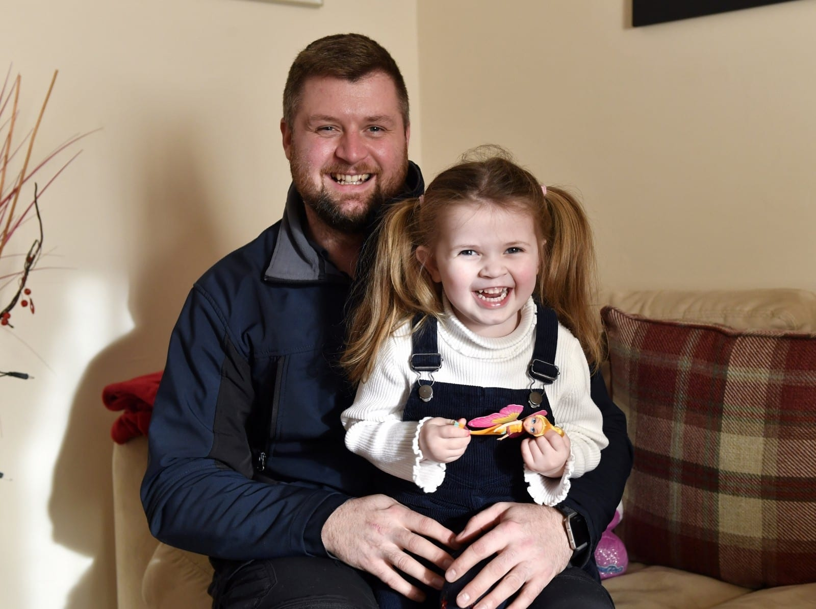 Four-Year-Old With Cystic Fibrosis Denied Access To Wonder Drug Available Just 10 Miles Away