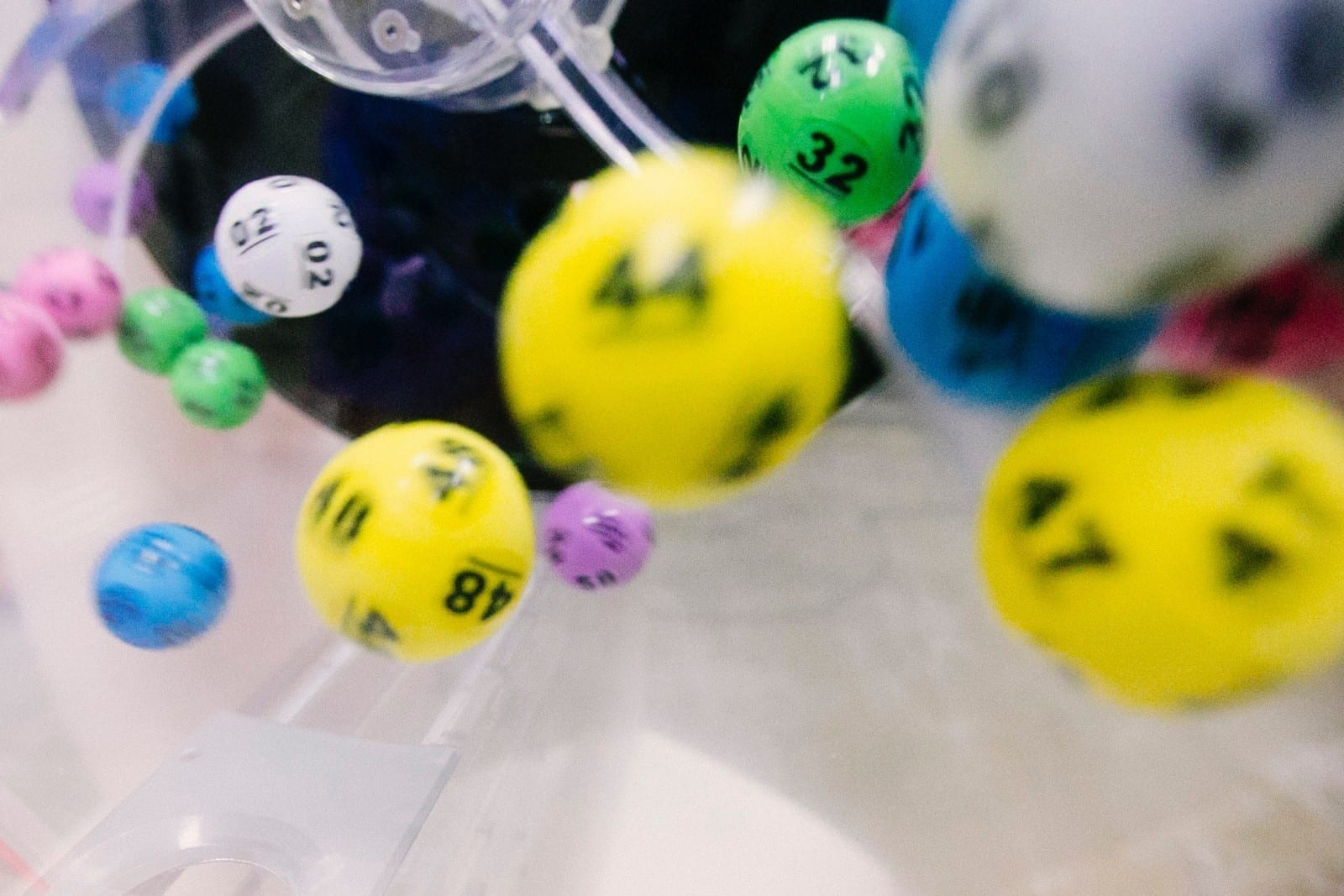 What would Most People do if they Won Big on the Lottery?