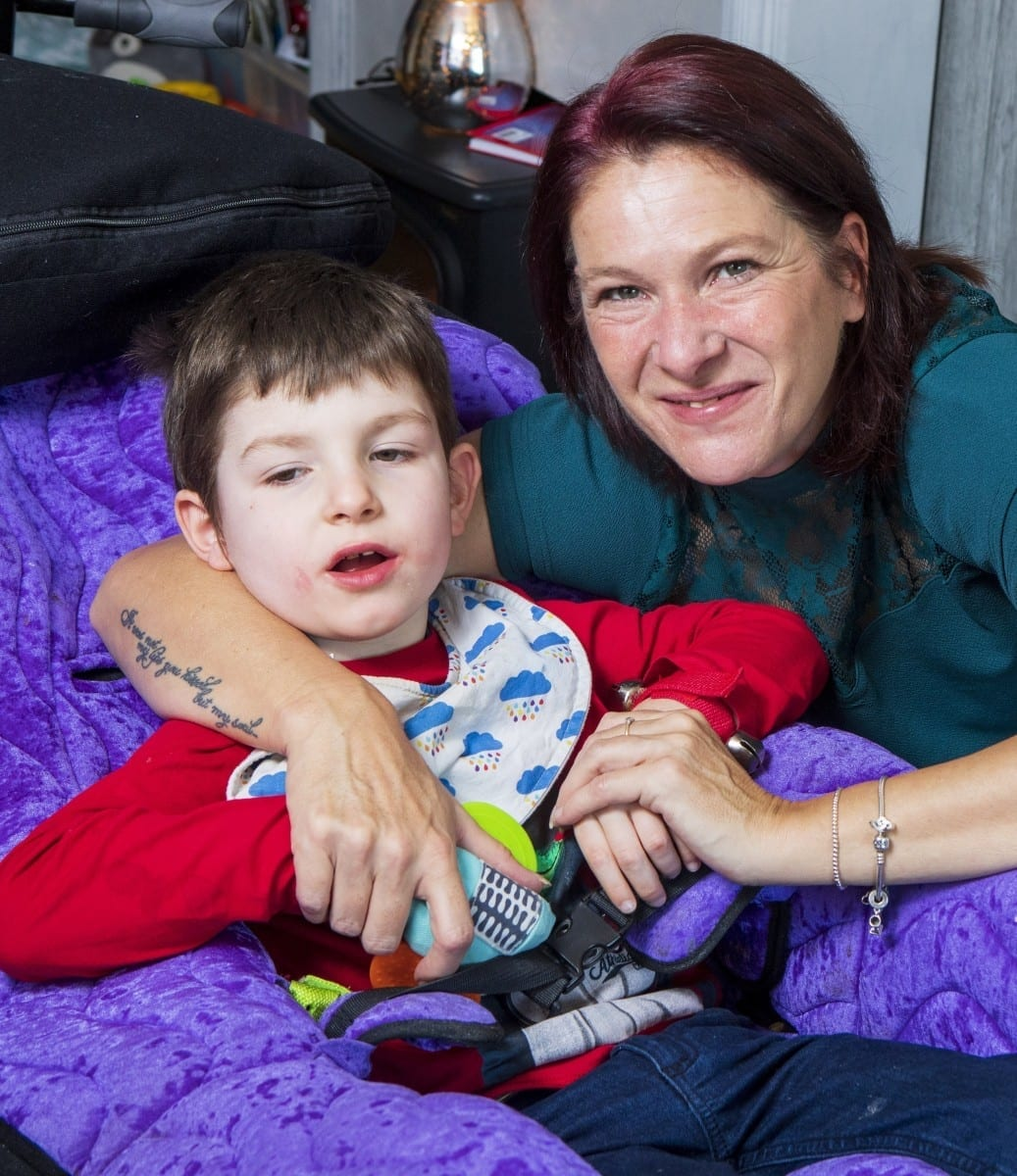 This Little Boy Has Forgotten Nearly Everything He Has Learned In His Short Life After Being Struck Down With Dementia – Aged Just FIVE