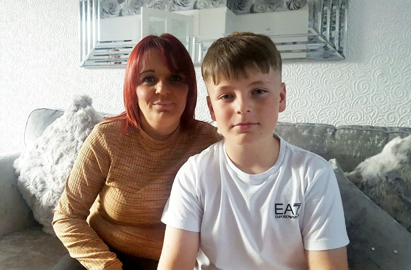 Mum's Fury As Lad, 12, Is Banned From Classes Because His Hair Is Too Short