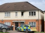 Mum Held On Neglect Charges After 21-Month-Old Baby Left Fighting For Life Following House Fire