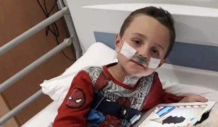 Mum Is Looking To Raise £22,000 To Help Her Nine-Year-Old Get Life-Saving Brain Surgery In Spain