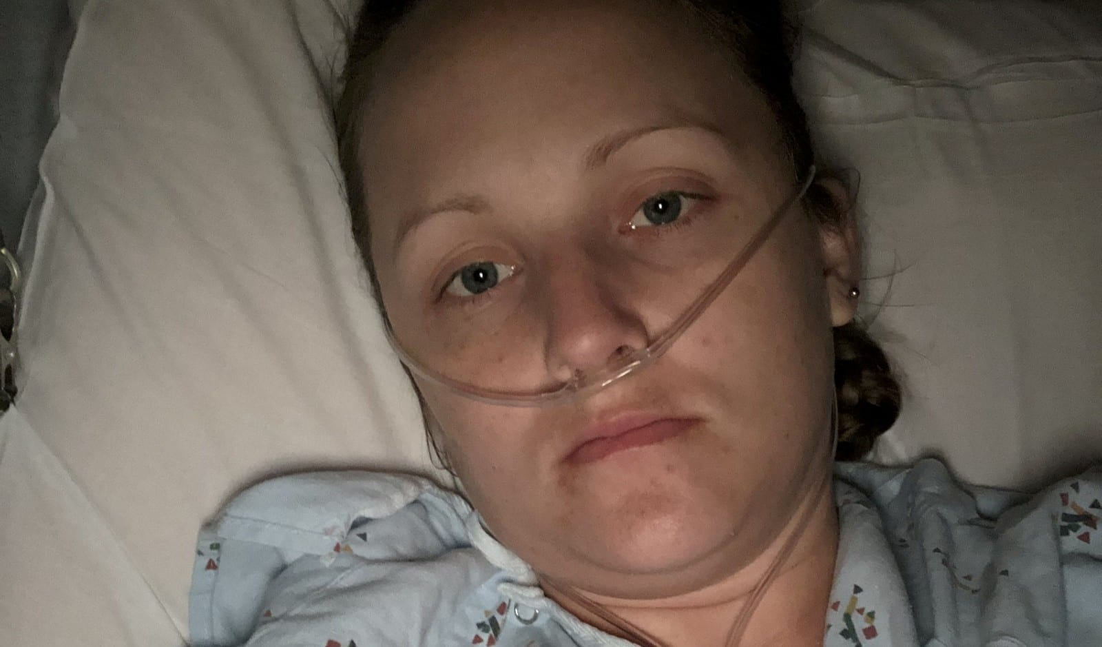 Mother Goes Into Septic Shock And Spends Four Days In Intensive Care After Developing Life-Threatening Condition From Her Tampon