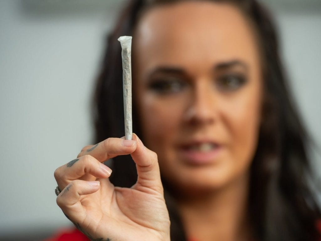 'it was to medicate my body not to get stoned'  pregnant