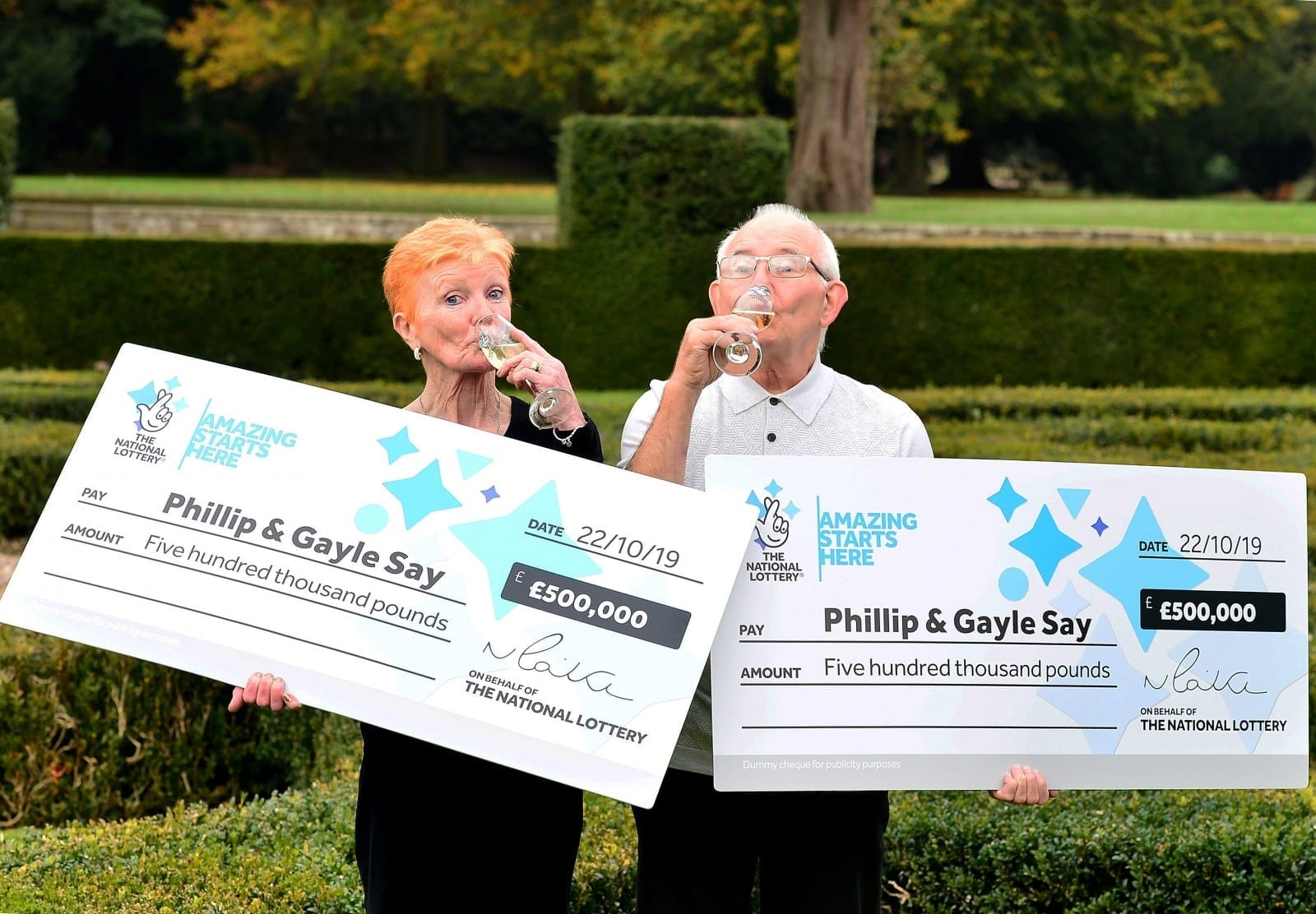 Cleaner Won Two £500,000 Thunderball Jackpots In The Same Draw By MISTAKE