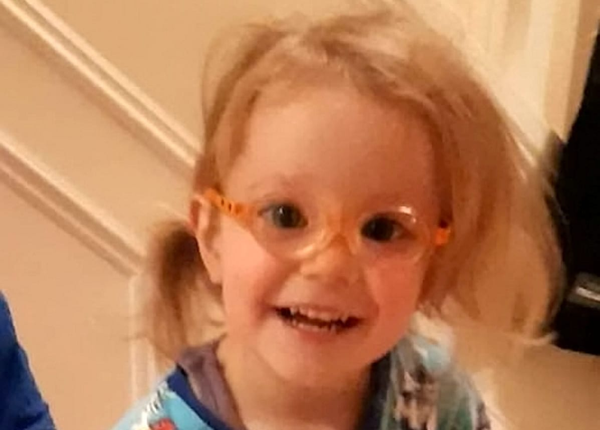 'She Died Before We Could Get To Hospital' – Father Told Of His Heartache After His Toddler Daughter Died From Sepsis, Which The Family Had Mistaken For A Sickness Bug