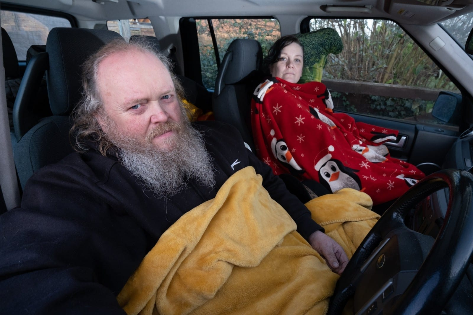 'We Are Going Through Hell' – Couple Forced To Flee Their House During Killer Floods Face Spending Christmas Day In Their CAR