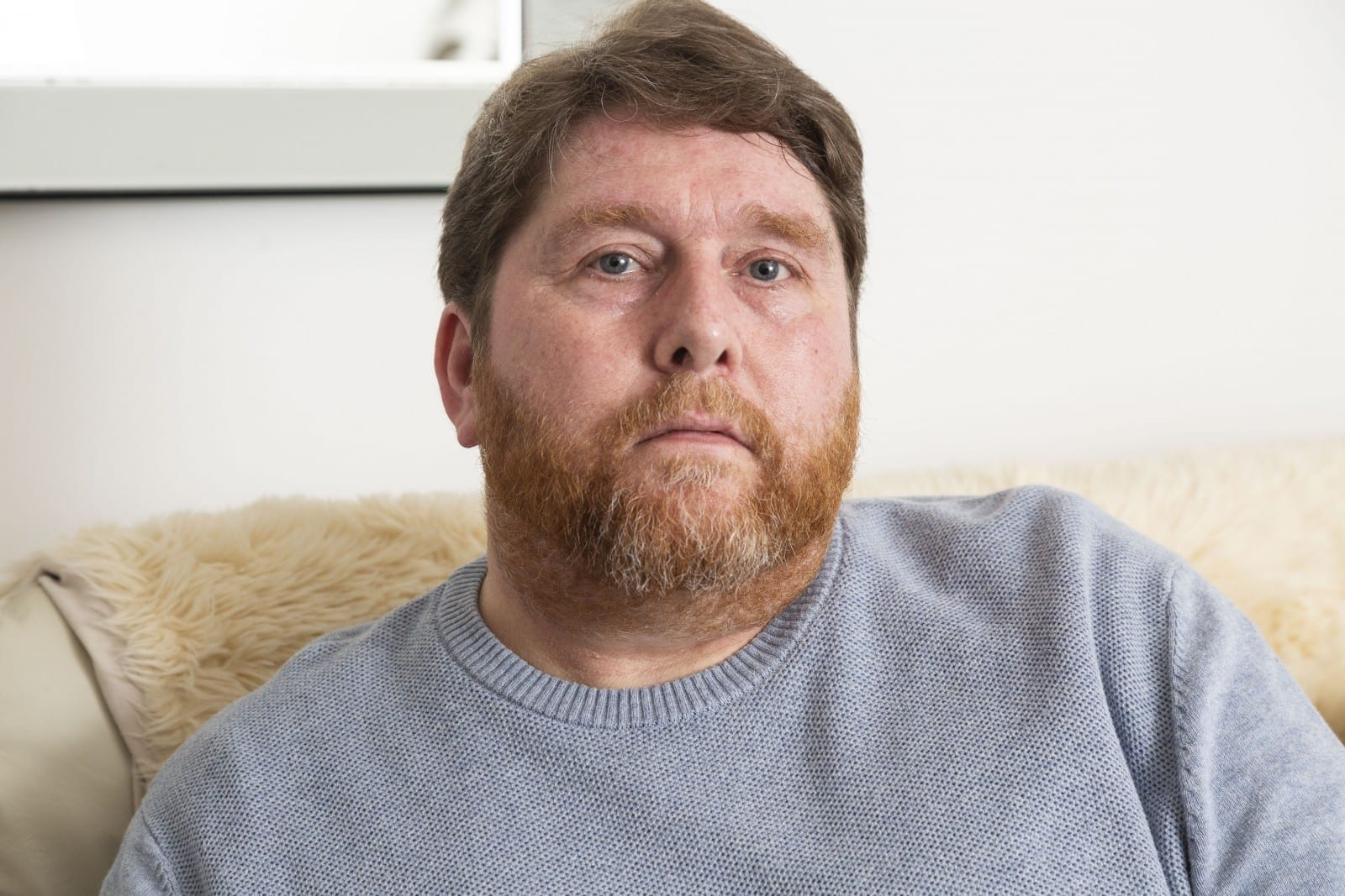 'I Can Barely Do Anything For Myself' – Man Has Lost 80% Of The Movement In His Neck – After Supermarket Fridge Door Crashed Down On Top Of Him