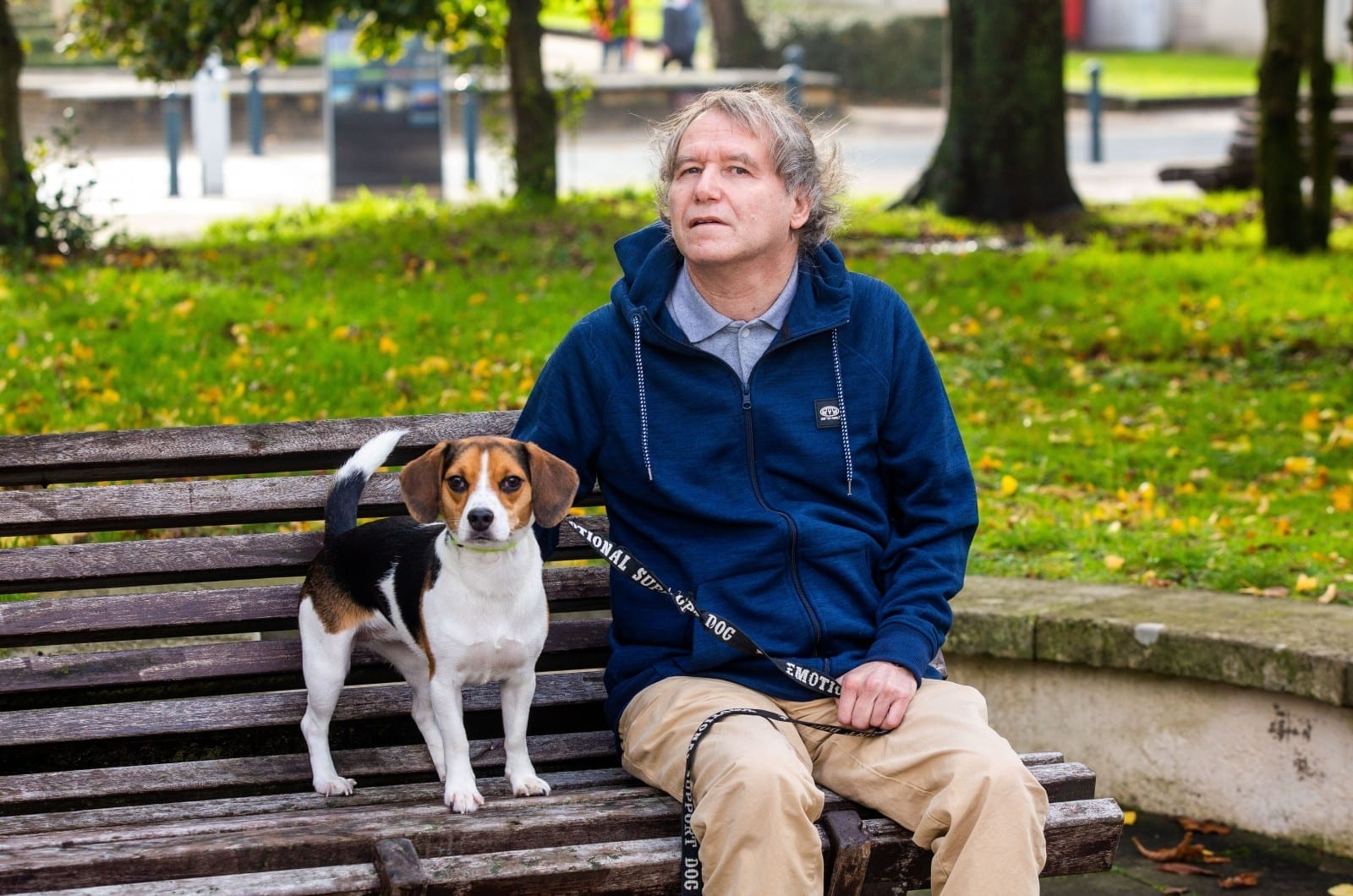 'Without Tammy I Wouldn't Be Able To Leave The House' – Vulnerable Man Prescribed 'Emotional Support Companion Dog' Has Been Taken To Court – To Face Eviction For Having A 'Pet'