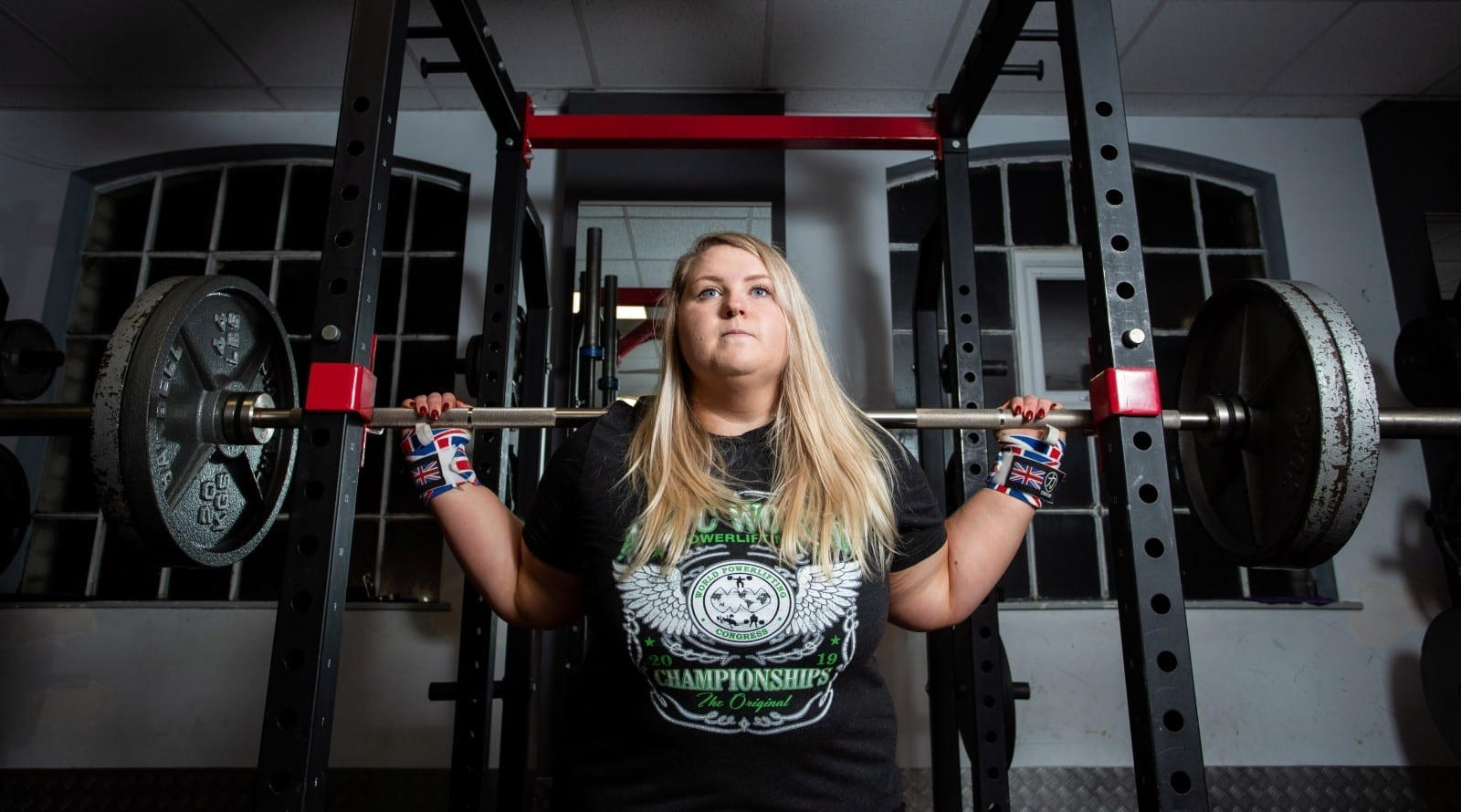 "'I'm Dedicated To Bettering Myself' – Self-Confessed ""Unlikely Athlete"" Has Become A Powerlifting World Champion Just ONE YEAR After Taking Up The Sport"