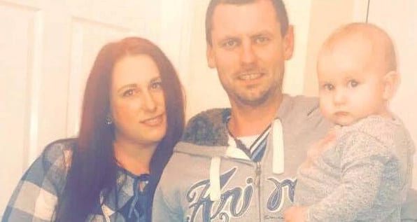 'He Must Have Seen Me Fly Off The Car!' Mum Left With Broken Shoulder After Leaping Onto Bonnet Of Thief's Car - To Stop Him Driving Off With Fiance's Work Tools
