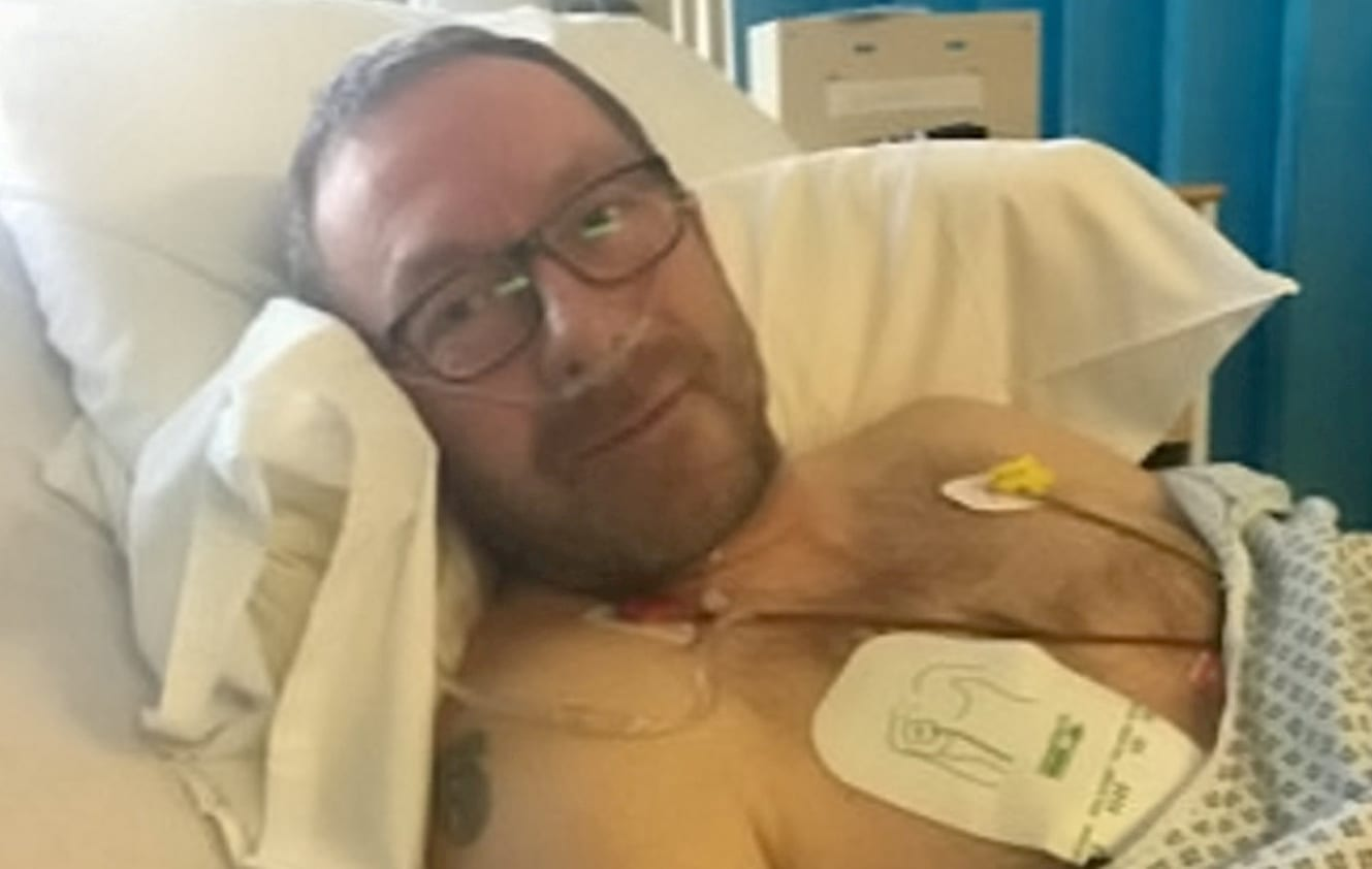 'I Nearly Died When I Was Just Trying To Become A Healthier Version Of Myself' – Fitness Fanatic Father Who Gave Up Smoking To Be Healthier Has Heart Attack After Switching To Vaping