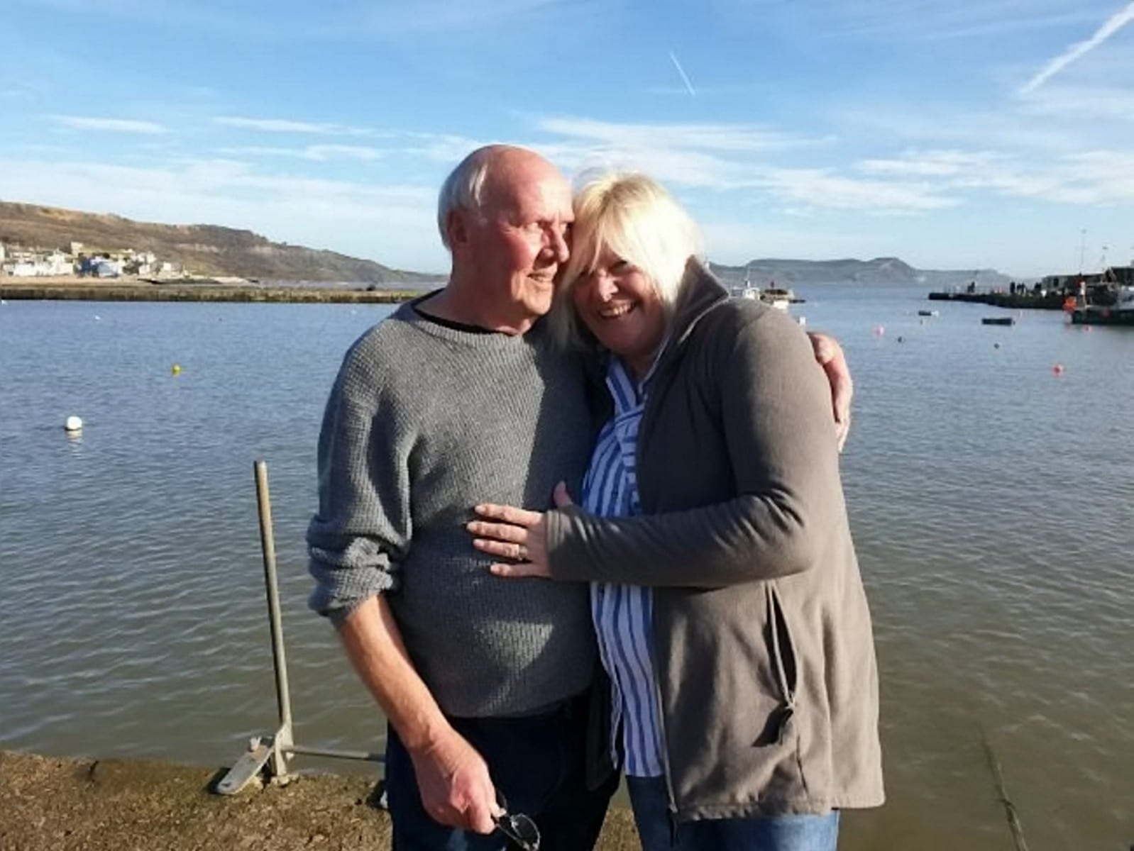 Woman Reunited With Long-Lost Father When He Was 'Suggested' As A Friend By Facebook