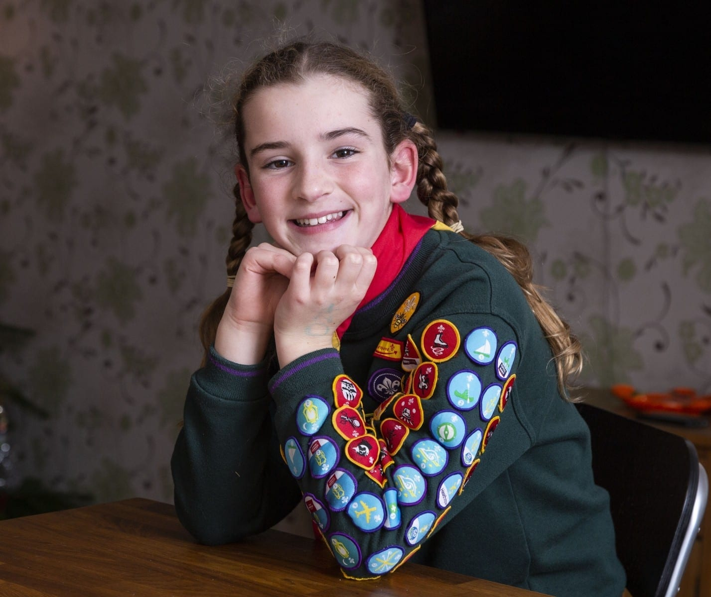 'I Can't Picture Myself Not Being A Cub Or Beaver' – Ten-Year-Old Girl Has Become One Of The First Girl Scouts To Get Every Single Beaver And Cub Activity Badge