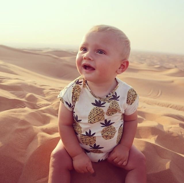 'We Wanted Our Children To See That Life Is For Living' - Meet The World's Best-Travelled BABY - After His Parents Split Their Parental Leave And Used It To Travel The Globe