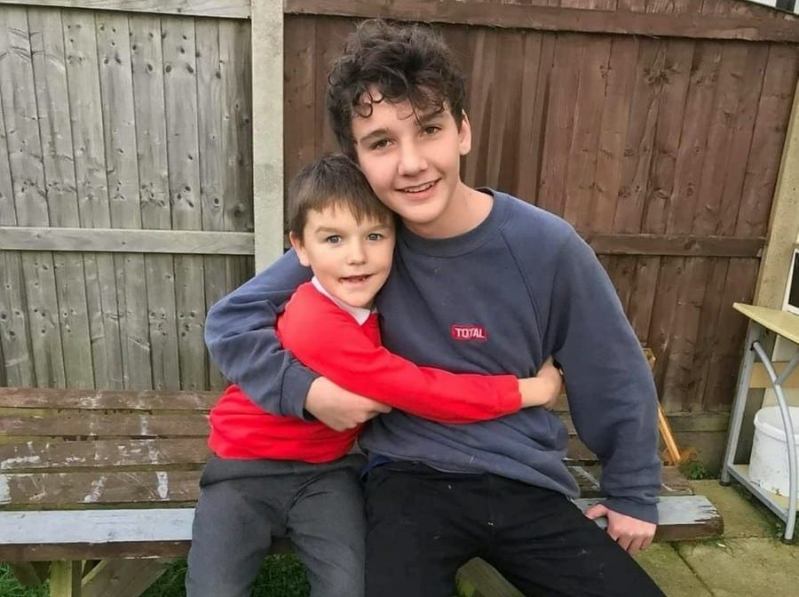 Hero 15-Year-Old Saved His Dad's Life After Digger Accident – By Giving Emergency Treatment Then Driving Family Car To Get Help