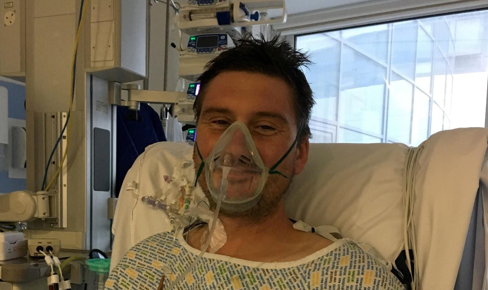'I Wasn't Far Off Death's Door' –  Firefighter Needed Open Heart Surgery After Getting POPCORN Stuck In His Teeth Which Led To Life-Threatening Infection