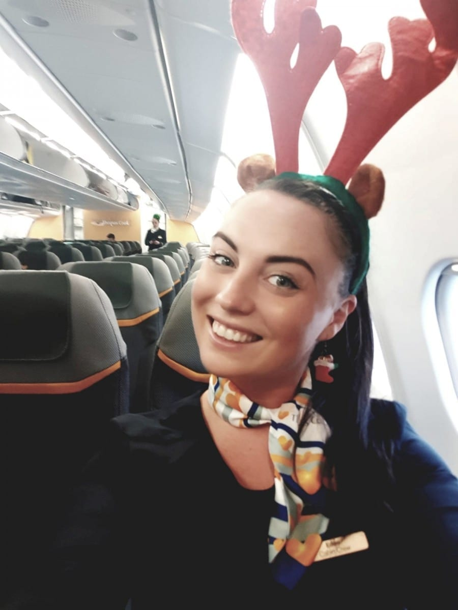 'My Ankle Was At A Right Angle And I Just Started Screaming' – Air Hostess Broke Ankle In SEVEN Places When Thomas Cook Plane Flew Into Huge Storm – Causing Severe Turbulence
