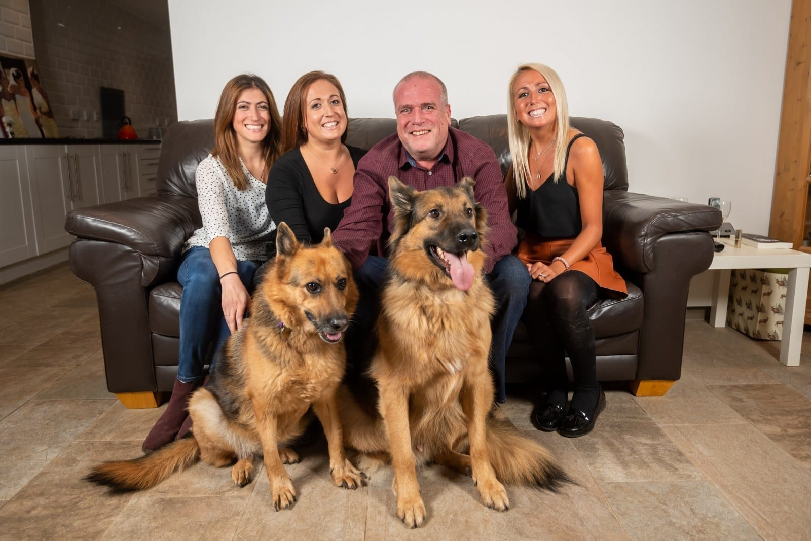 'I Was Looking To Feel Needed Again' - Depressed Dad Developed Empty Nest Syndrome After Daughters Left Home- And Dealt With It By Saving Dogs From Killing Stations