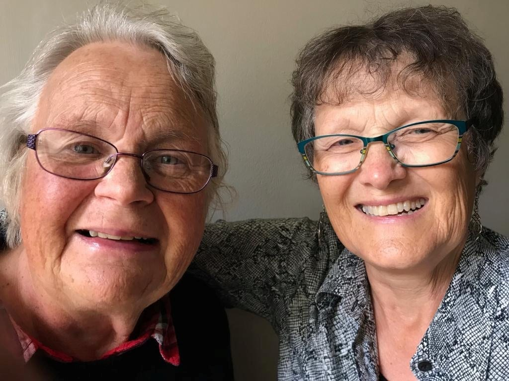 'I've Wondered All My Life About My Identity And This Has Been Life Changing' - Long Lost Sisters Find Each Other After 70 Years Only To Discover Hero Dad's War-Time Affair