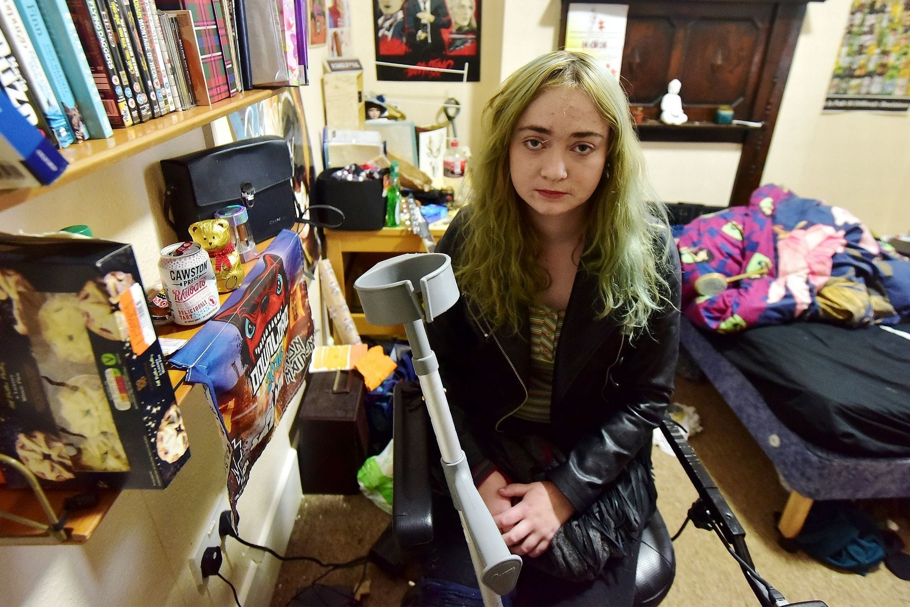 'I Felt Guilty Using Foodbanks' - Disabled Student Shed Light On The Alarming Reality Of Living Off Universal Credit - Revealing She Had Just £25 A Week To Survive On
