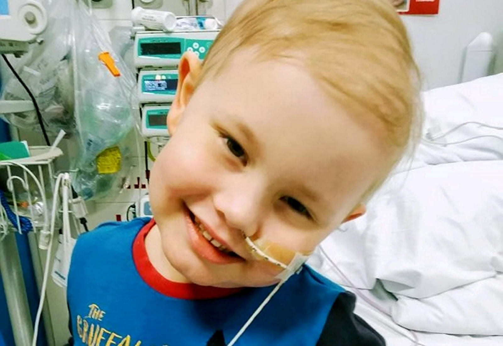 'This Is A Miracle' - Parents Of Five-Year-Old Leukaemia Patient Oscar Saxelby-Lee Reveal He Is Cancer Free Following Treatment In Singapore