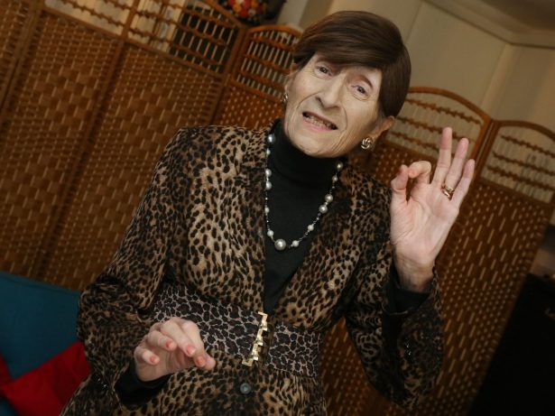 90-Year-Old Woman Could Be World's Oldest Rapper!