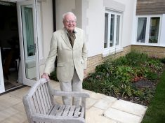 Retires Farmer Takes First Step Onto Property Ladder – At 99 Years Old