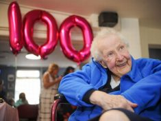 Woman Who Has Just Turned 100 Reveals The Secret To Her Longevity