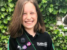 Brave Schoolgirl Used Ambulance Volunteer Skills To Save Her Dad's Life – As He Choked On Handful Of Midget Gems