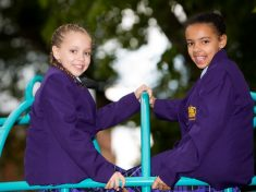Sisters Who Stunned Doctors By Being Born As Black And White Twins Are Set To Start Secondary Sschool