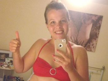 Mum 'Body Shamed' After Posting Images Of Herself In Bikini On Facebook Hits Back With Pro Photo Shoot