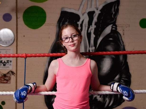 Schoolgirl Bullied Because Of Birth Defect Fights Back By Becoming A Bare Knuckle Boxer!