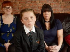 Outraged Parents Condemn New Uniform policy Where They Have To Buy Trousers And Skirts Branded With School Logo