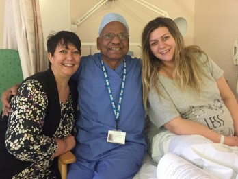 'I Feel So Connected To Them All' - Lucky Doctor Delivered Five Members Of The Same Family - All By Caesarean