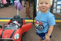 This Two-Year-Old Petrolhead Can Identify 50 Different Types Of Car!