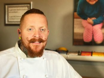 Sweet Dreams - Royal Navy Chef Becomes Real-Life Willy Wonka