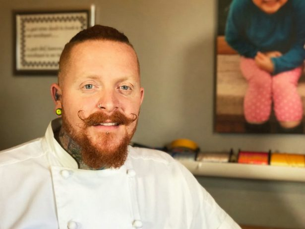 Sweet Dreams - Royal Navy Chef Becomes Real-Life Willy Wonka