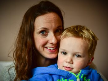 Parents Of A Deaf Toddler Have Been Told He Isn't Deaf Told He Isn't Deaf Enough To Get Vital Hearing Implants
