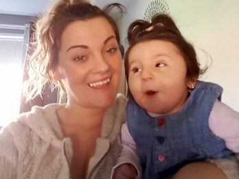 Mum Talks About Life With 15-Month-Old With Rare, Life-Limiting Condition Which Affects Her Growth