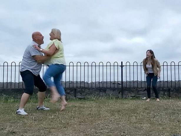 Couple Hospitalised After Trying To Recreate Move From Dirty Dancing!